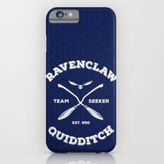 Ravenclaw Quidditch Team Seeker: Blue iPhone 6s Slim Case