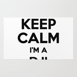 I cant keep calm I am a DJI Rug