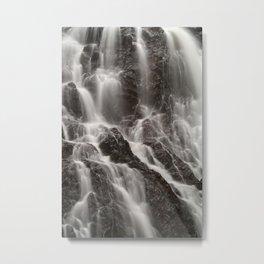 Hays Falls Metal Print