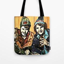 BOB & DOUG Tote Bag