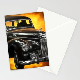 Humber Pullman Limousine Stationery Cards
