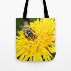 Bees tongue Tote Bag