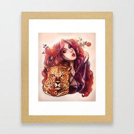 Tyrah *GirlsCollection* Framed Art Print