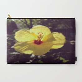 Summertime Flower Carry-All Pouch