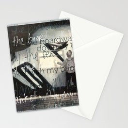 Down By The Sea Stationery Cards