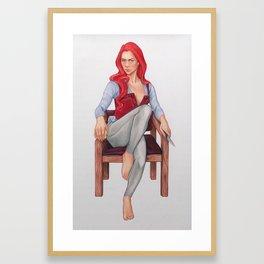 Ashlinn Järnheim Framed Art Print