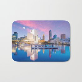 Cleveland - USA Bath Mat