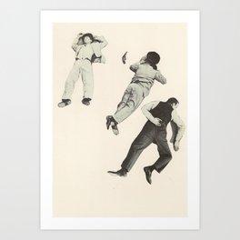 Public Enemies Art Print