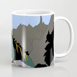 Gamera vs. Guiron Coffee Mug