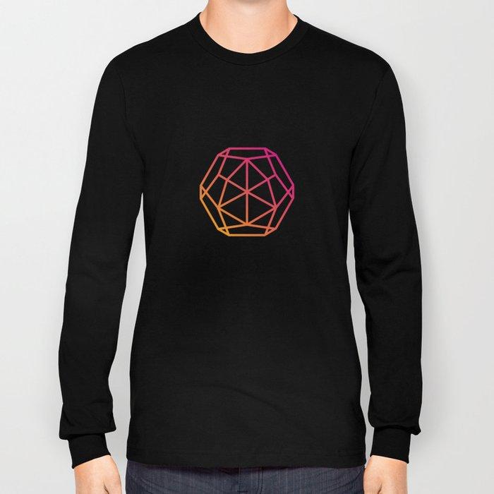 Geometry Long Sleeve T-shirt