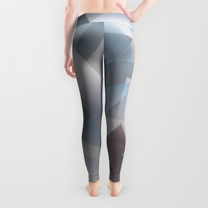 Abstract 209 Leggings