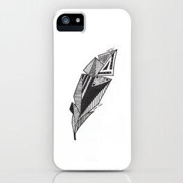 JL Feather iPhone Case