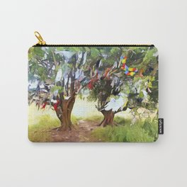 Wishing Tree on Tara Hill Carry-All Pouch
