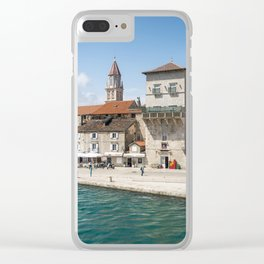 Trogir 2.3 Clear iPhone Case