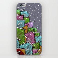 Urban Tetris#4 iPhone & iPod Skin
