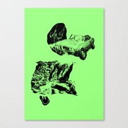 Youth I Canvas Print