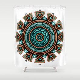 Bang Wa Eleven Shower Curtain