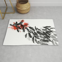 Another Long Fall Rug