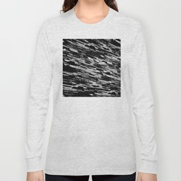 paradigm shift (monochrome series) Long Sleeve T-shirt
