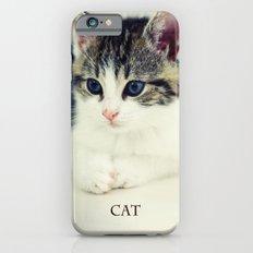 Cat Slim Case iPhone 6