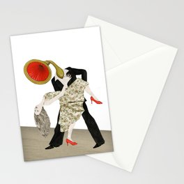 Grammohead Dancing Stationery Cards