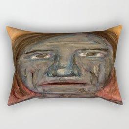 To then it went. Rectangular Pillow