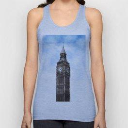 Big Ben, Parliament, London Unisex Tank Top