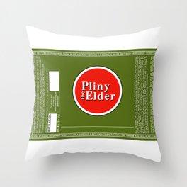 Pliny the Elder Throw Pillow