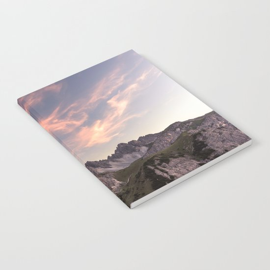 Alpine Journey Notebook