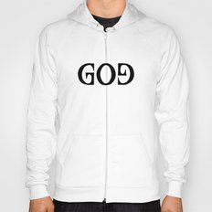 GOD - Ambigram series Hoody