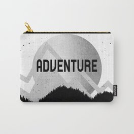 Adventure Silver Sunrise Carry-All Pouch