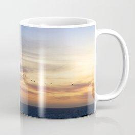 Flock in Half Moon Bay Coffee Mug
