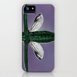 Invasive Species Series: Emerald Ash Borer iPhone Case