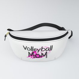 Volleyball Mom Fanny Pack