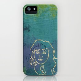 Notorious Nectarines iPhone Case