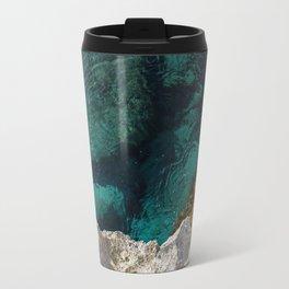 Cyprus Sea III Travel Mug