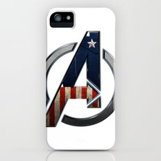 UNREAL PARTY 2012 THE AVENGERS  CAPTAIN AMERICA  iPhone SE Slim Case