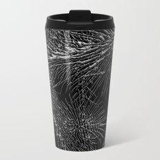 Joshua Tree Silver by CREYES Metal Travel Mug
