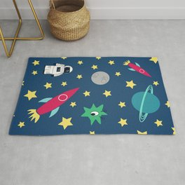 Space Objective Rug