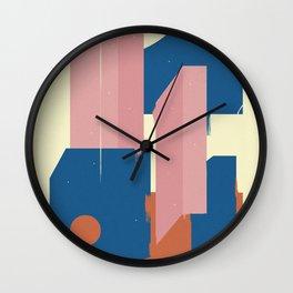 Esso Wall Clock