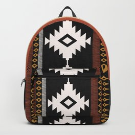 Pueblo in Sienna Backpack