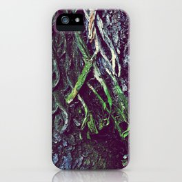 art of the tree iPhone Case