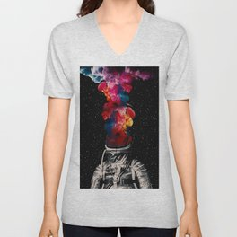 Astrocloud Unisex V-Neck