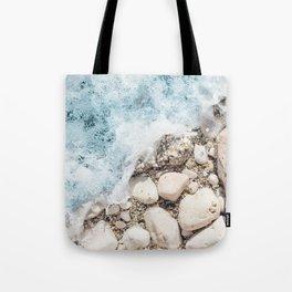 Wave On Tote Bag