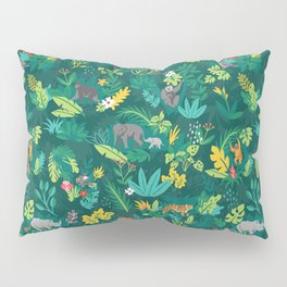 Sumatran Jungle Pillow Sham