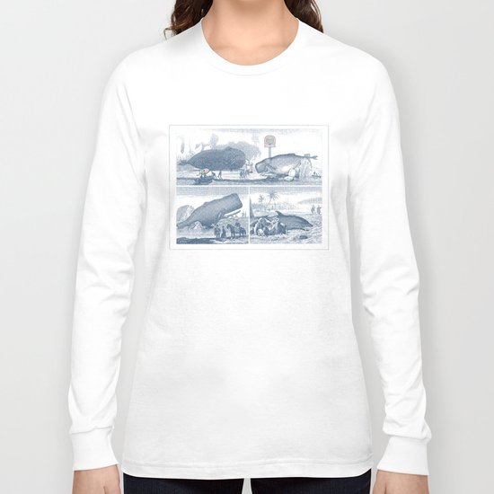 Hungry Long Sleeve T-shirt