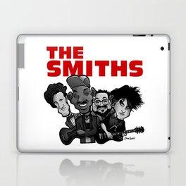 The Smiths (white version) Laptop & iPad Skin