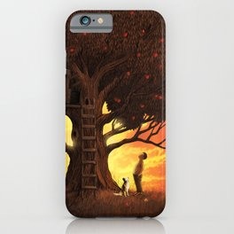 Under The Apple Tree  iPhone Case