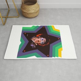 Rock and Roll Star Rug