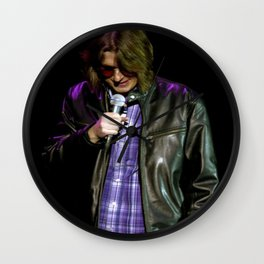 Mitch Hedburg,Comedian  Wall Clock